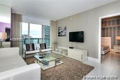 Miami Rental For Rent: 485 Brickell Ave #3101