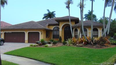 Miramar Single Family Home For Sale: 3931 SW 185th Ave