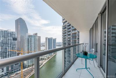 Miami Condo For Sale: 475 Brickell Ave #3415