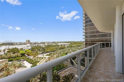 Bal Harbour Condo For Sale: 9601 Collins Ave #901