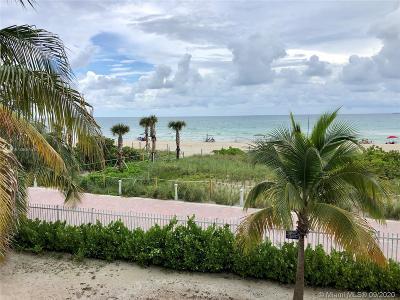 Miami Beach Condo For Sale: 6039 Collins Ave #437