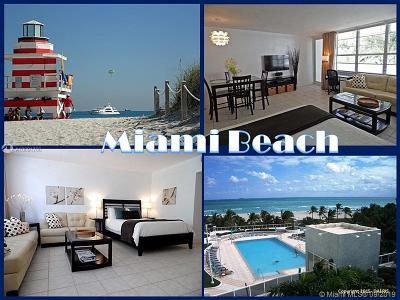 Miami Beach Condo For Sale: 100 Lincoln Rd #428