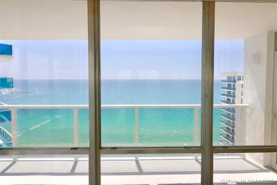 Hollywood Condo For Sale: 2751 S Ocean Dr #N4PH