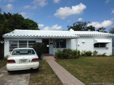 Miami Single Family Home For Sale: 345 NE 112th St
