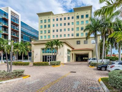 North Miami Beach Commercial For Sale: 3363 NE 163rd St #807 & 80