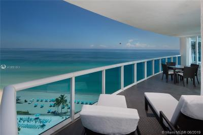Hollywood Condo For Sale: 2711 S Ocean Dr #1502