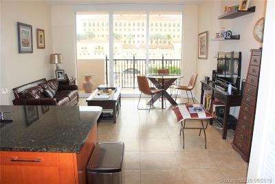 Coral Gables Condo For Sale: 4100 Salzedo St #618
