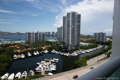 Aventura Condo For Sale: 19400 Turnberry Way #1512