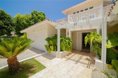 Single Family Home For Sale: B7 Tortuga Bay