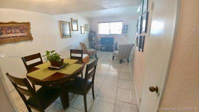 Hialeah Condo For Sale: 5471 W 22nd Ct #5471