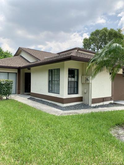 Boca Raton Single Family Home For Sale: 20780 N Boca Ridge Dr N #20780