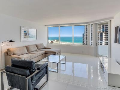 Miami Beach Condo For Sale: 400 S Pointe Dr #2008