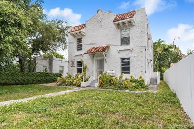 Multi Family Home For Sale: 5422-5434 NW 5th Ave