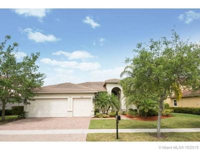 Weston Single Family Home For Sale: 3851 E Coquina Way