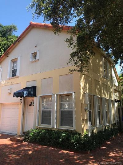 Miami Condo For Sale: 3166 Virginia St #6
