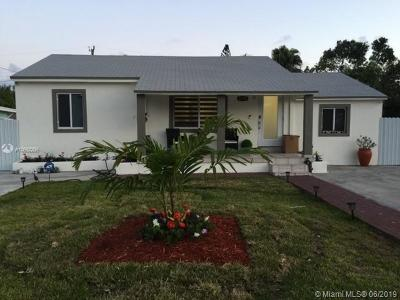 Single Family Home For Sale: 6570 SW 37th St