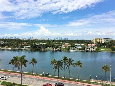 Miami Beach Condo For Sale: 4747 Collins Av #701