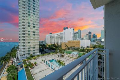 Miami Condo For Sale: 770 Claughton Island Drive #916