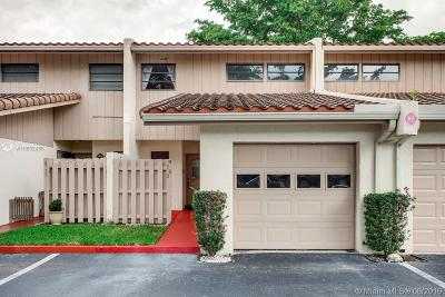 Coral Springs Condo For Sale: 8753 NW 35th St #B-2