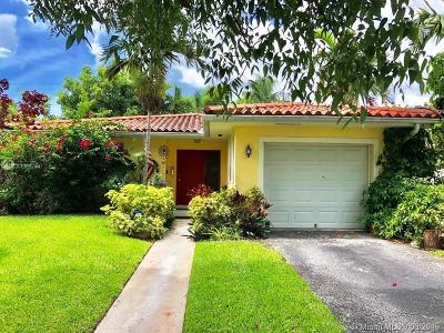Coral Gables Single Family Home For Sale: 618 Minorca Ave