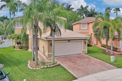 Miramar Single Family Home For Sale: 15884 SW 21st St