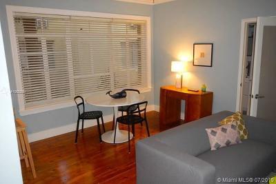 Miami Beach Condo For Sale: 1611 Euclid Ave #6