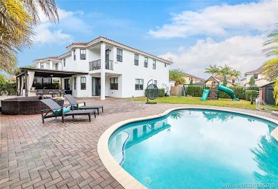 Miami Single Family Home For Sale: 9820 NW 8th Ter