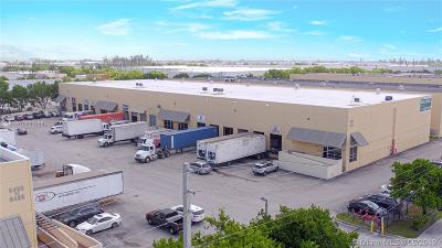 Medley Commercial For Sale: 8405/8417 NW 74th St