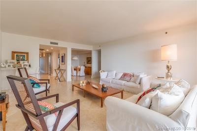 Key Biscayne Condo For Sale: 799 Crandon Blvd #606