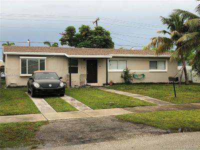 Cutler Bay Single Family Home For Sale: 10111 Dominican Dr