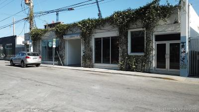 Commercial For Sale: 310 NW 26th St