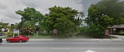 North Miami Single Family Home For Sale: 1111 NE 125th St