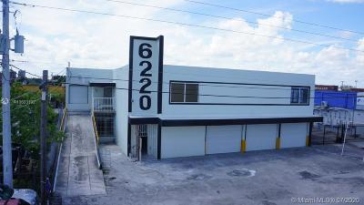 Hialeah Commercial For Sale: 6220 NW 37th Ave