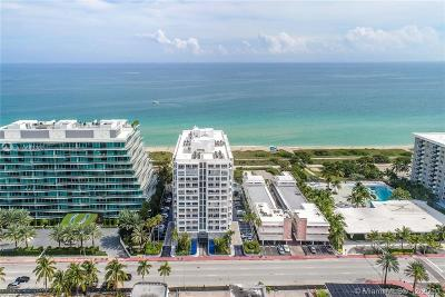 Surfside Condo For Sale: 9341 Collins Avenue #408