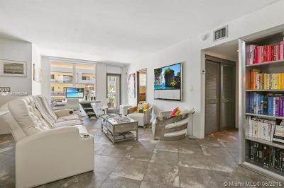 Miami Beach Condo For Sale: 1300 Lincoln #A301