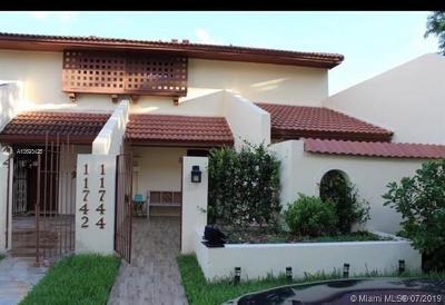 Miami Condo For Sale: 11744 SW 112th Ln #1