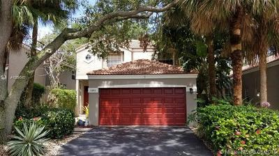 Plantation Single Family Home For Sale: 1141 NW 111th Ave