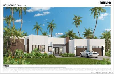 Weston Single Family Home For Sale: 16713 S Botaniko Dr S