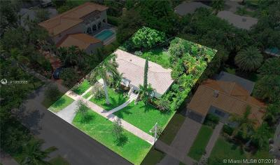 Coral Gables, South Miami Single Family Home For Sale: 113 Camilo Ave