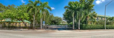 South Miami Commercial For Sale: 6333 Sunset Dr