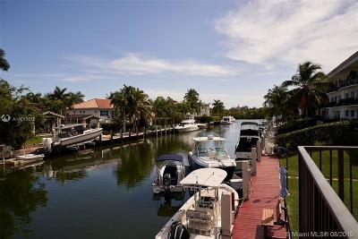 Coral Gables Condo For Sale: 6815 Edgewater Dr #102