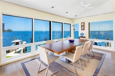 Miami Condo For Sale: 2000 S Bayshore Dr #39