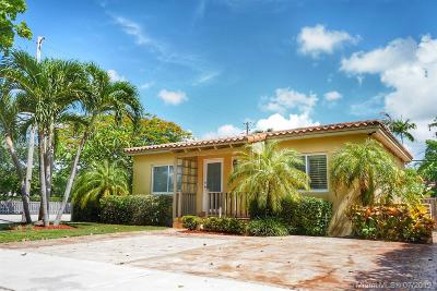 South Miami Single Family Home For Sale: 6291 SW 42nd St