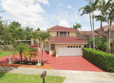 Miami Single Family Home For Sale: 15587 SW 62nd Ter