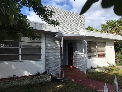 Miami Beach Multi Family Home For Sale: 2003 Marseille Dr