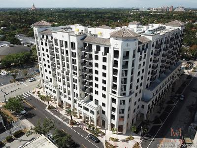Coral Gables Condo For Sale: 301 Altara #304