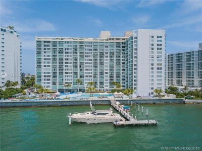 Miami Beach Condo For Sale: 1000 West Ave #BS106