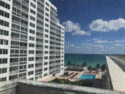 Miami Beach Condo For Sale: 5401 Collins Ave #534
