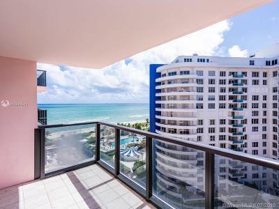 Miami Beach Condo For Sale: 5225 Collins Ave #1411