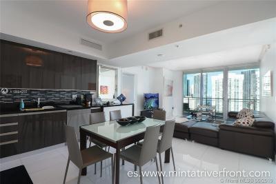 Mint, Mint At Riverfront, Mint Condo, Mint Condominium, Mint On The River Rental For Rent: 92 SW 3rd St #3211